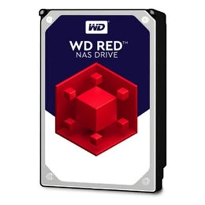 "Wd Wd60efrx 6Tb Sata 64Mb 3.5"" Nas Hard Disk Drive Red"