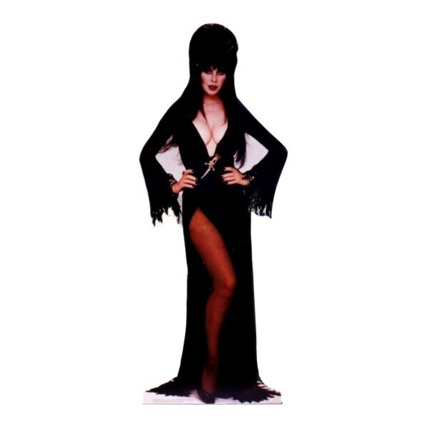 Elvira Lifesized Standup