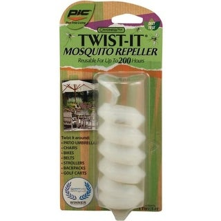 Pic PCOTWISTITW PIC Twist It Mosquito Repeller