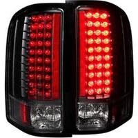 07-13 Silverado 1500 07-14 Silverado 2500-3500 LED Tail Lights&#44