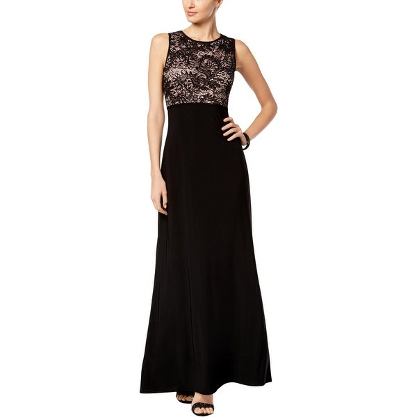 d6cf99b543f28 Shop Nightway Womens Evening Dress Lace Sequined - Free Shipping On ...