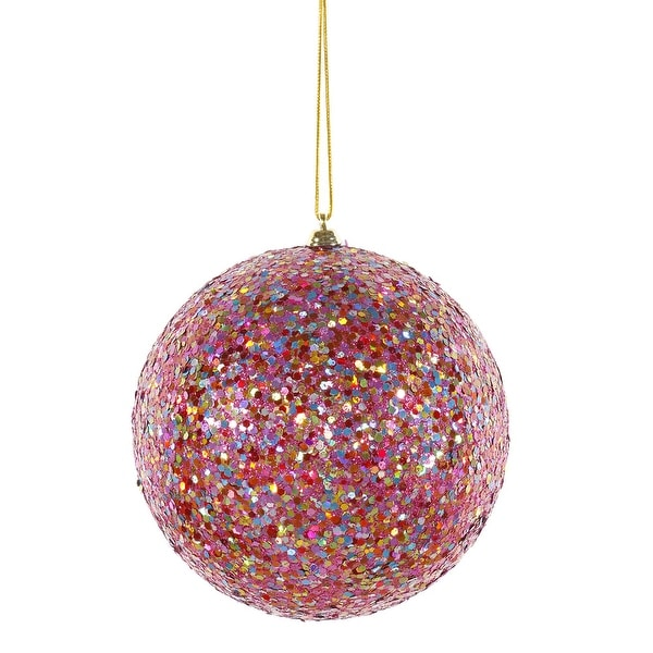 "6"" Multi Sequin-Glitter Ball"