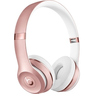 Beats by Dr. Dre Beats Solo 3 Wireless On-Ear Headphones rose gold
