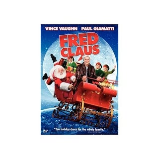 FRED CLAUS (DVD/WS-16:9/FS-4:3/ENG-SP-FR SUB)