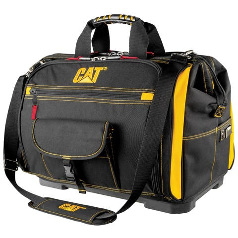 Cat 18 inch Pro Toolbag 56 Pockets Heavy Duty 1680D Polyester - 240051