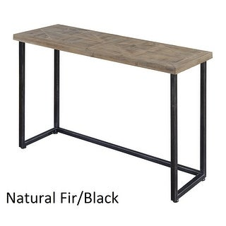 Link to Carbon Loft McAllen Parquet Console Table Similar Items in Living Room Furniture