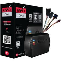 Fortin Evo-Gmt1 Preloaded Module & T-Harness Combo (Cadillac(R), Chevrolet(R), Buick(R) & Gmc(R) Flip-Key Vehicles)