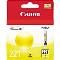 Canon CLI-221 Y Ink Tank INK TANK CANON CLI-221 YELLOW