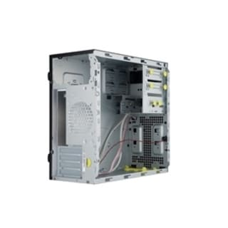 In-Win Case Z589X.B3 Mini Tower PCI Express 12V eSATA 80mm or 90mm RearFan micro ATX /mITX Retail