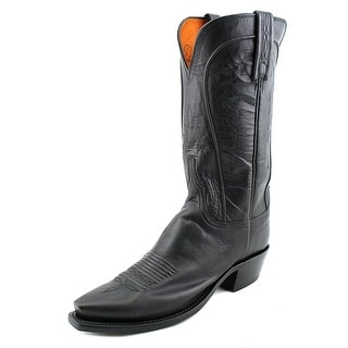Lucchese N4605.54 Women C Square Toe Leather Western Boot