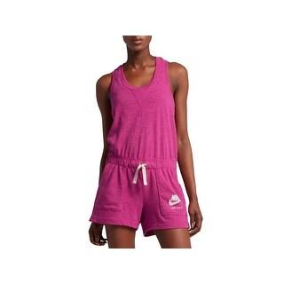Nike Womens Romper Sport Vintage
