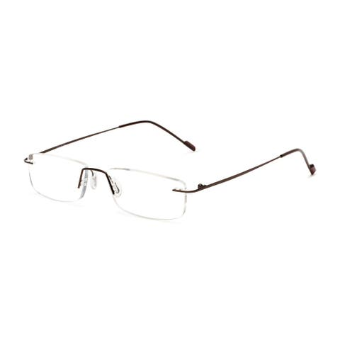 Readers.com The Beck Rectangle Reading Glasses