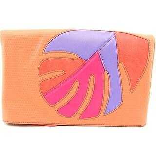 Danielle Nicole Aloha Clutch Women Synthetic Clutch - Pink