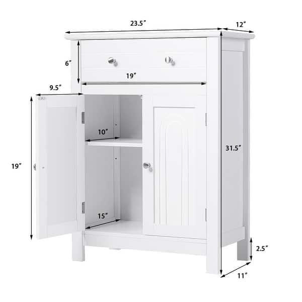 Bathroom Storage Cabinet Free