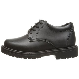 Academie Gear Boys scholar Lace Up Oxfords - 1 1/2m youth