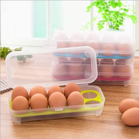Fresh Egg Storage Box (10 Cell)