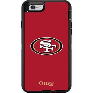 OtterBox Defender Case for Apple iPhone 6/6S (NFL San Francisco 49ers)