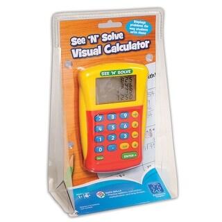 See N Solve Visual Calculator