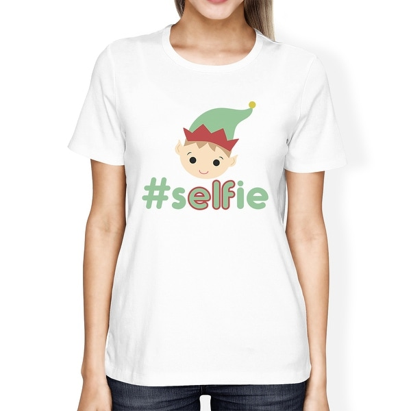cb8c480b Shop Time To Get The Trees Lit Womens Holiday T-Shirt Cute Gift For ...