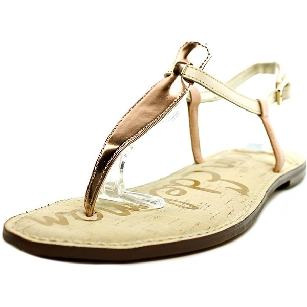 Sam Edelman Gigi Women Pk/Ivy/RsGld Sandals