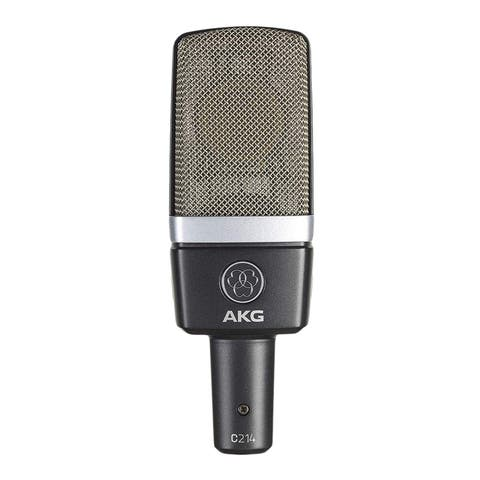 AKG Pro Audio Professional Large-Diaphragm Condenser Microphone