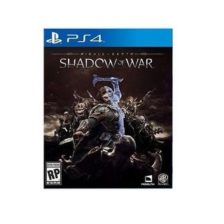 Warner Brothers 1000640755 Middle-Earth: Shadow Of War - Playstation 4