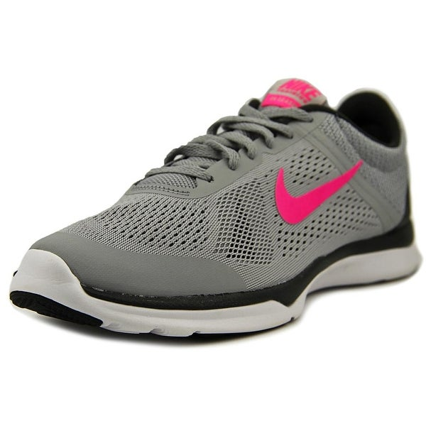 Nike In-Season TR 5 Women Round Toe Synthetic Gray Running Shoe