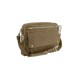 Travelon Men's Anti-Theft Heritage Messenger Bag - One size
