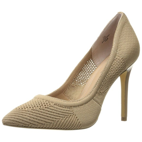 Charles by Charles David Womens CCD-PACEY Fabric Pointed Toe Classic Pumps