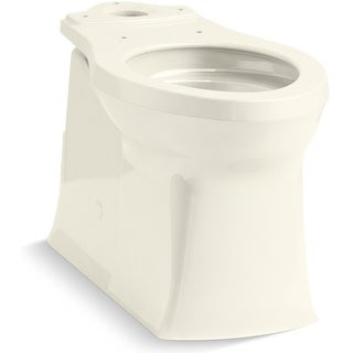 Kohler K-4144  Corbelle Elongated Comfort Height Toilet Bowl Only with ReadyLock and Revolution 360 Flushing