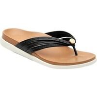 dd1232252258 Shop Vionic Women s Solana Ankle-Strap Sandal Black - Free Shipping ...