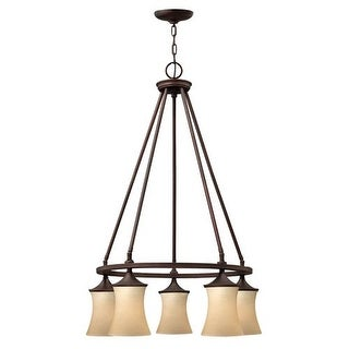 Hinkley Lighting H4505 Thistledown 5 Light 1 Tier Chandelier