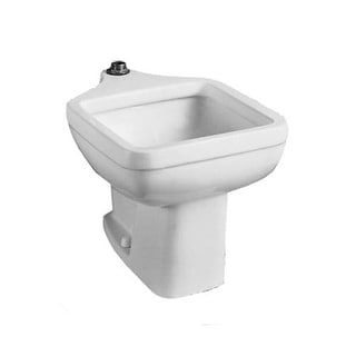 american standard floor mounted pedestal for the american standard clinic service sink