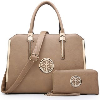 Link to Dasein Women Briefcase Satchel Handbag with Matching Wallet Similar Items in Laptops & Accessories