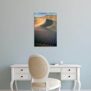 Easy Art Prints Gavriel Jecan's 'Gobi Desert' Premium Canvas Art