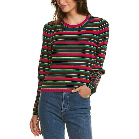 Milly Ribbed Pullover