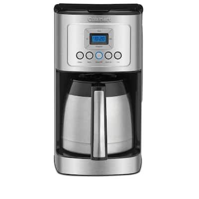 Cuisinart DCC-3400P1 12-Cup PerfecTemp Programmable Coffeemaker - 12 Cup