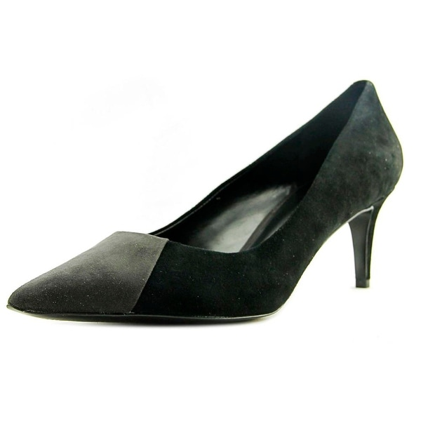 Nine West Scenery Women Blk/DGy Pumps