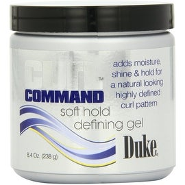 Duke Curl Command Soft Hold Defining, 8.4 oz