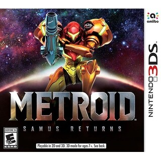 Metroid Samus Returns - Nintendo 3DS