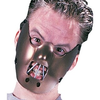 Maximum Restraint Mask for Silence of the Lambs Costume