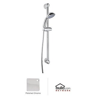 Rohl D63003 Bossini Multi Function Hand Shower with Slide Bar and Hose