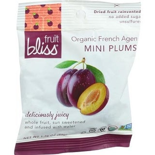 Fruit Bliss - Dried Mini Plums ( 12 - 1.76 OZ)