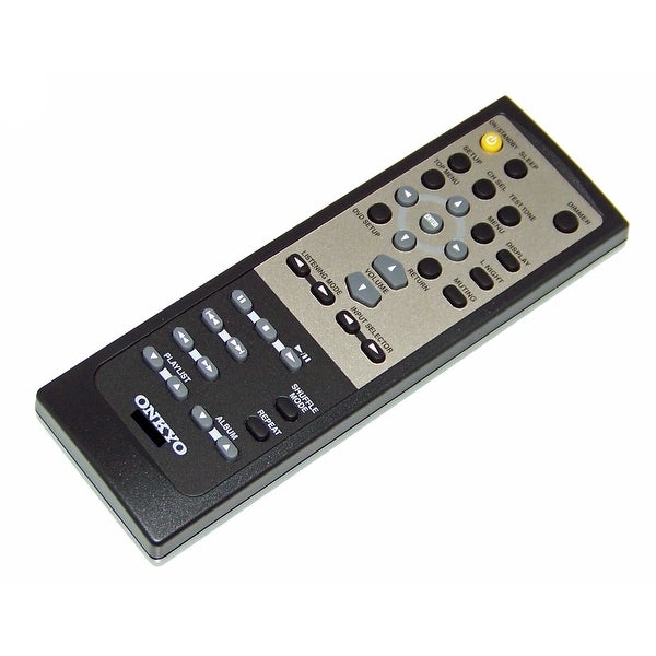 OEM Onkyo Remote Control Originally Shipped With: HTX-22HDX, HTX22HDX