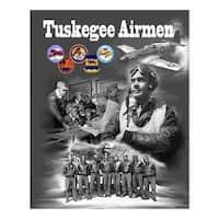 ''Tuskegee Airmen'' by Wishum Gregory Celebrities Art Print (11 x 8.5 in.)