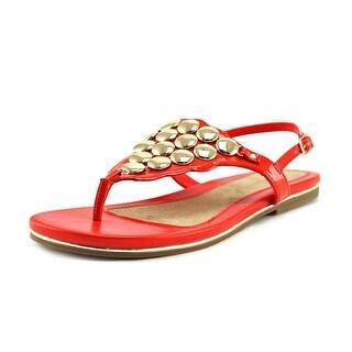 Bella Vita Skylar II W Open Toe Synthetic Thong Sandal