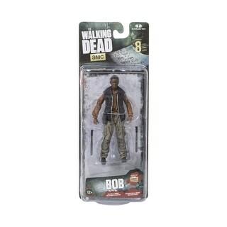 "The Walking Dead 6"" TV Series 8 Action Figure Bob Stookey - multi"