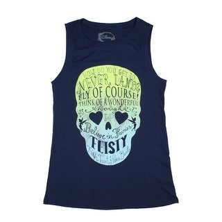 Link to Disney Junior's How Do You Get To Neverland Muscle Tank Top Similar Items in Tops