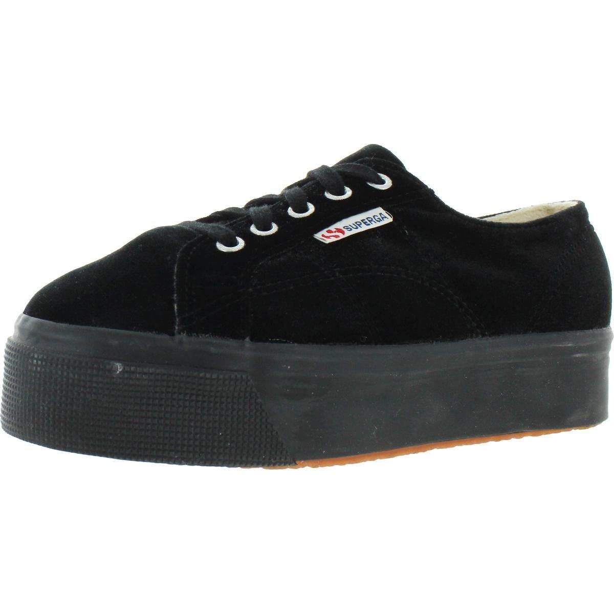 Superga Womens 2790 Sneakers Velvet Low