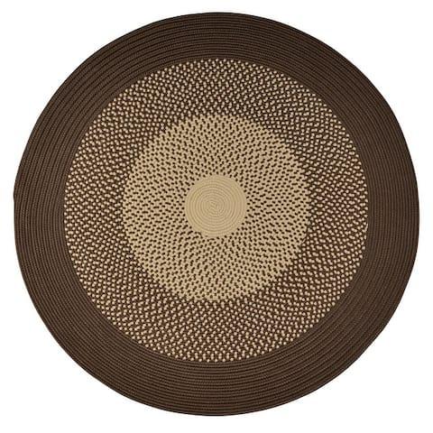 Colonial Mills Seadog Bright Indoor Outdoor Polypropylene Braided Rug